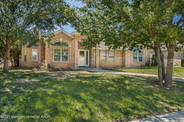 8205 Paragon Dr, Amarillo, TX 79119 (#21-5966) :: RE/MAX Town and Country