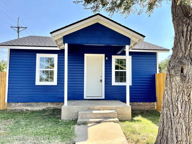 2711 2ND Ave, Amarillo, TX 79106 (#21-5975) :: Lyons Realty