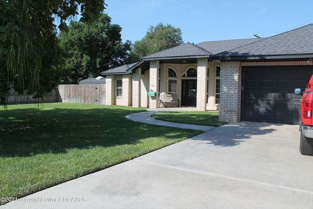 113 El Paso Ave, Dumas, TX 79029 (#21-5976) :: RE/MAX Town and Country