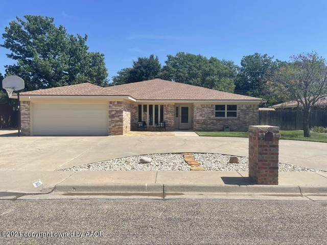 340 Douglas, Hereford, TX 79045 (#21-5989) :: Live Simply Real Estate Group