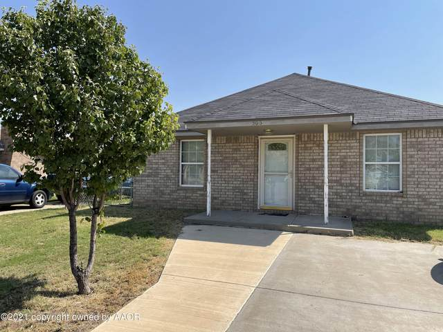 505 Browning St, Amarillo, TX 79104 (#21-5993) :: Live Simply Real Estate Group