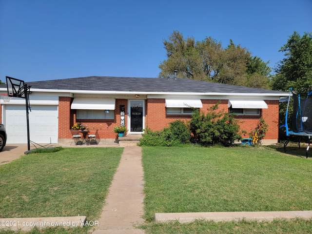 503 Hoyne Ave, Fritch, TX 79036 (#21-5994) :: RE/MAX Town and Country