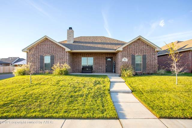 2901 Knoll Dr, Amarillo, TX 79118 (#21-5995) :: RE/MAX Town and Country