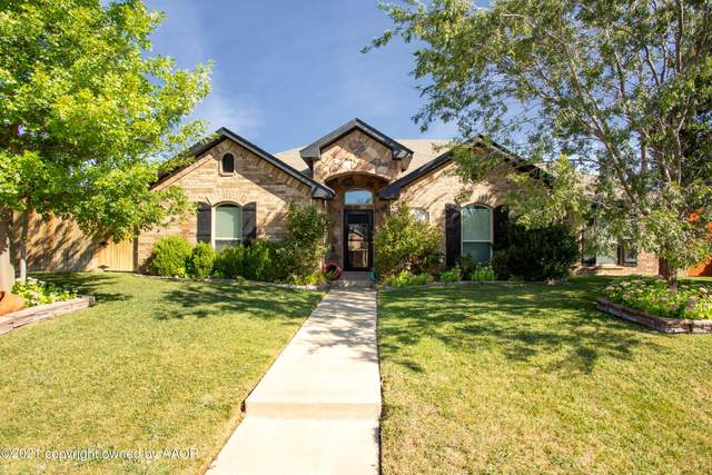 3204 Portland Ave, Amarillo, TX 79118 (#21-5997) :: RE/MAX Town and Country