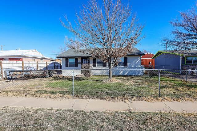 1116 Aster St, Amarillo, TX 79107 (#21-6) :: RE/MAX Town and Country