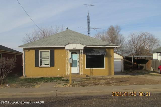320 Jackson, Borger, TX 79007 (#21-60) :: Lyons Realty