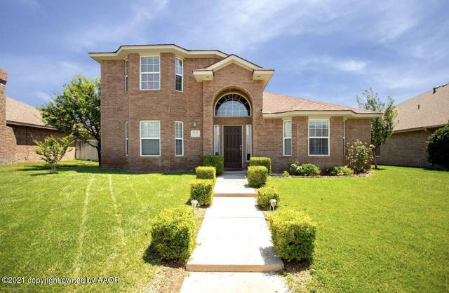 8113 Barstow, Amarillo, TX 79118 (#21-6003) :: RE/MAX Town and Country