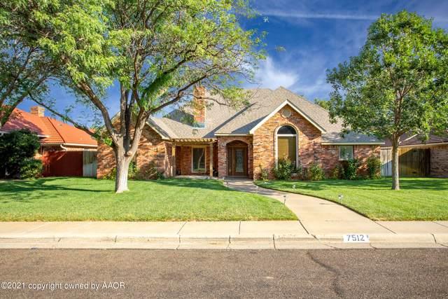 7512 Yorkshire Ct, Amarillo, TX 79121 (#21-6028) :: RE/MAX Town and Country