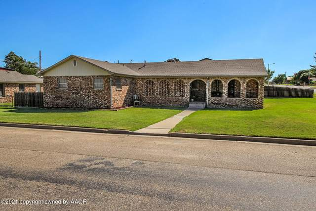 1216 Monroe St, Borger, TX 79007 (#21-6029) :: RE/MAX Town and Country