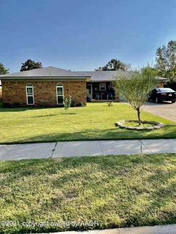 6101 Shawnee Trl, Amarillo, TX 79109 (#21-6039) :: Meraki Real Estate Group