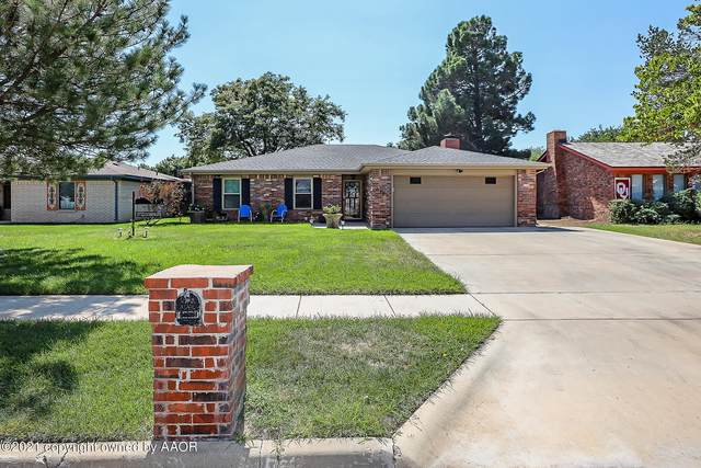 6709 Columbia Ln, Amarillo, TX 79109 (#21-6044) :: Live Simply Real Estate Group
