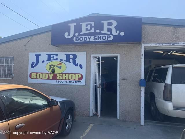 2907 Amarillo Blvd, Amarillo, TX 79106 (#21-6045) :: Lyons Realty