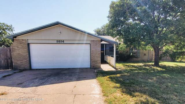 3814 Hancock St, Amarillo, TX 79109 (#21-6056) :: RE/MAX Town and Country