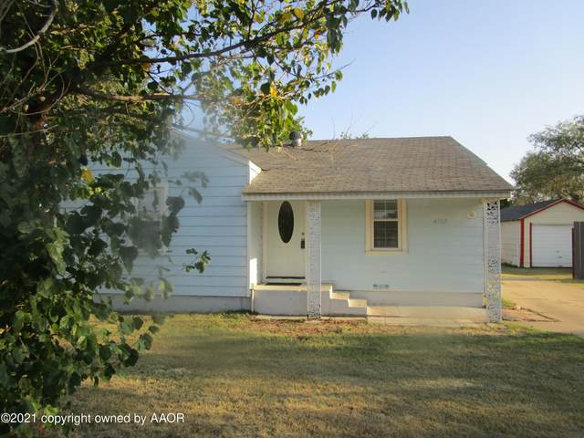 4102 12TH Ave, Amarillo, TX 79104 (#21-6068) :: RE/MAX Town and Country