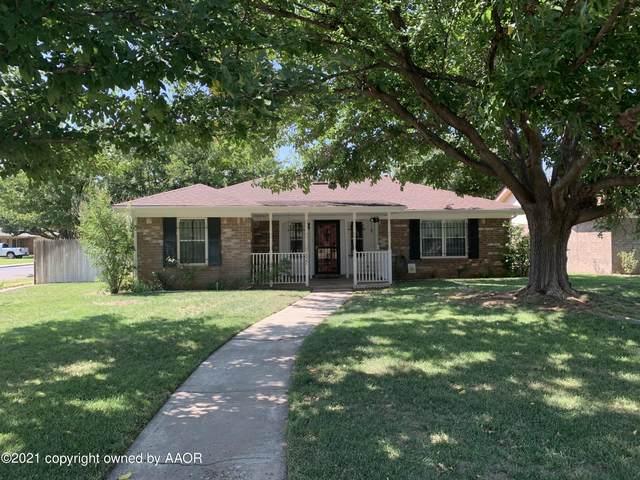 1322 Buena Vista St, Amarillo, TX 79106 (#21-6074) :: Elite Real Estate Group