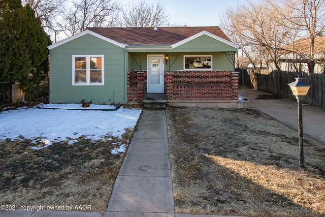 309 Alabama St, Amarillo, TX 79106 (#21-608) :: Live Simply Real Estate Group