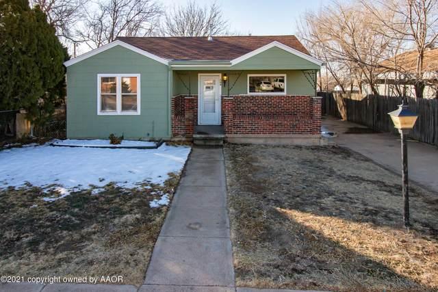 309 Alabama St, Amarillo, TX 79106 (#21-608) :: Lyons Realty