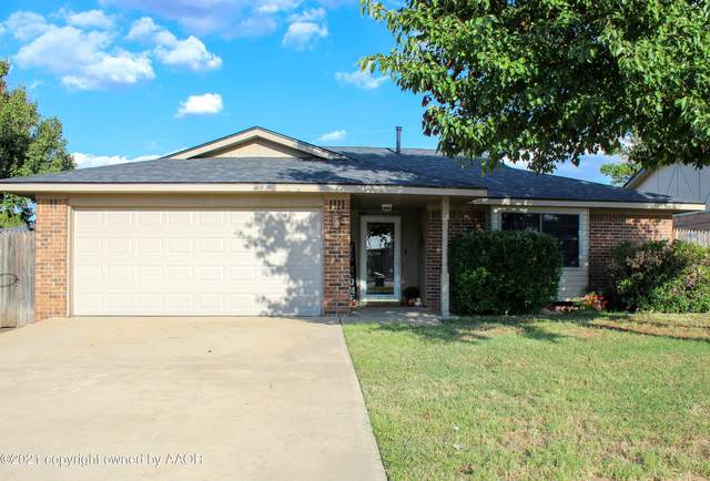 128 Willowick St, Borger, TX 79007 (#21-6080) :: RE/MAX Town and Country