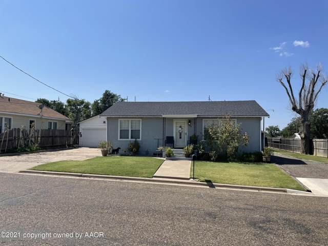 1002 Spruce St, Borger, TX 79007 (#21-6084) :: Lyons Realty