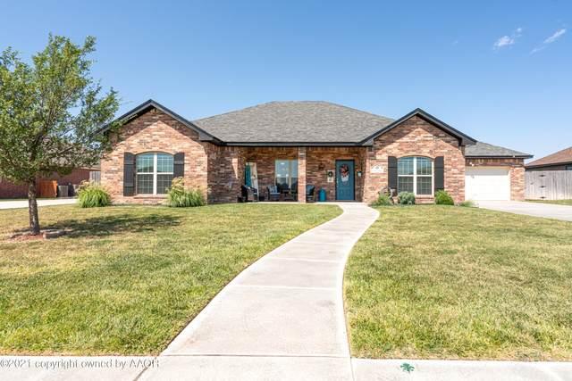 40 Canyon E Pkwy, Canyon, TX 79015 (#21-6086) :: Lyons Realty