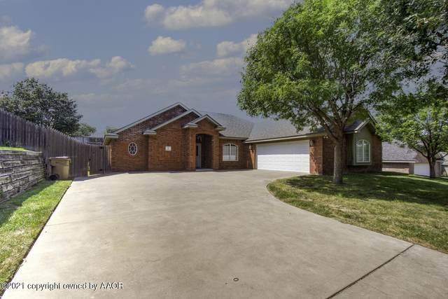 3 Edgewood Ln, Canyon, TX 79015 (#21-6087) :: Keller Williams Realty