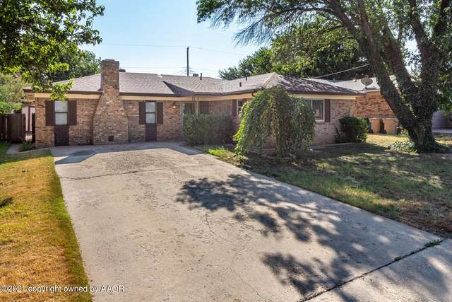 110 Avalon St, Borger, TX 79007 (#21-6095) :: RE/MAX Town and Country