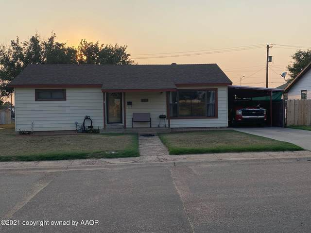 1207 Coble Dr, Borger, TX 79007 (#21-6098) :: RE/MAX Town and Country