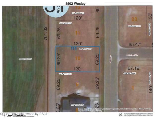 5502 Wesley Rd, Amarillo, TX 79119 (#21-6107) :: Keller Williams Realty
