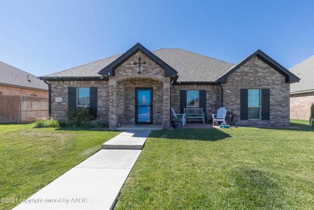 6811 Nancy Ellen St, Amarillo, TX 79119 (#21-6118) :: RE/MAX Town and Country