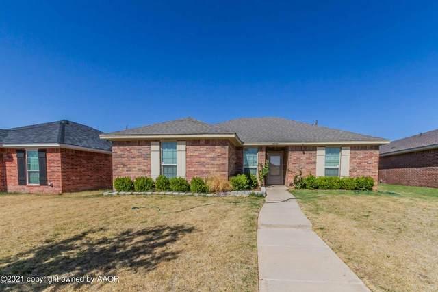 4510 Pine St, Amarillo, TX 79118 (#21-6121) :: Keller Williams Realty