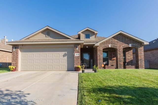 9604 Kori Dr, Amarillo, TX 79119 (#21-6141) :: Live Simply Real Estate Group