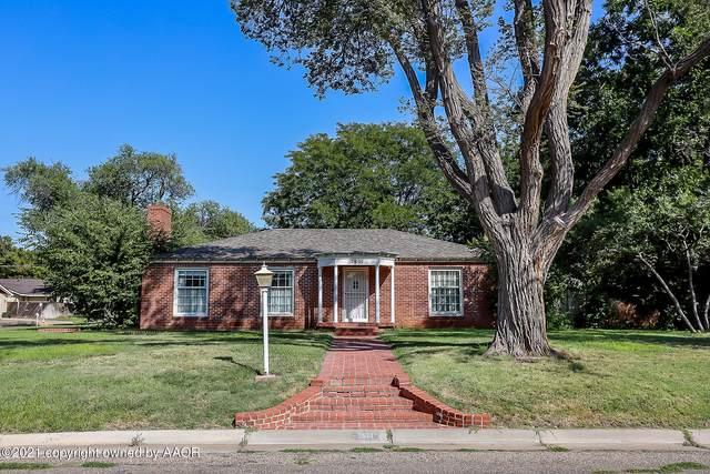 2601 Parker St, Amarillo, TX 79109 (#21-6144) :: Lyons Realty