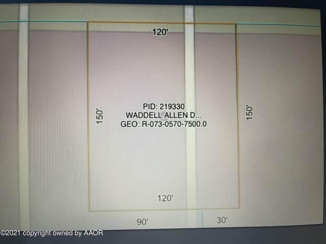 0 Amarillo (Soncy Heights Addn) Blvd, Amarillo, TX 79109 (#21-6148) :: Elite Real Estate Group