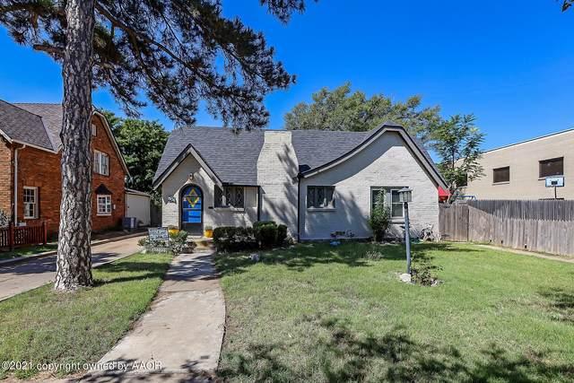 3304 Van Buren St, Amarillo, TX 79109 (#21-6153) :: RE/MAX Town and Country
