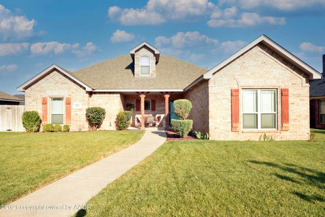 7105 Sinclair St, Amarillo, TX 79119 (#21-6170) :: Elite Real Estate Group