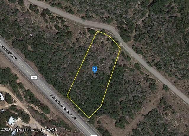 0000 War Bonnet Ridge, Kingsland, TX 78639 (#21-6171) :: RE/MAX Town and Country