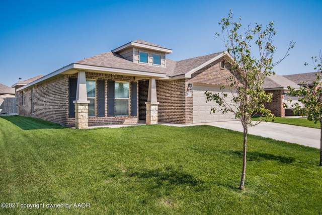9612 Kori Dr, Amarillo, TX 79119 (#21-6180) :: RE/MAX Town and Country
