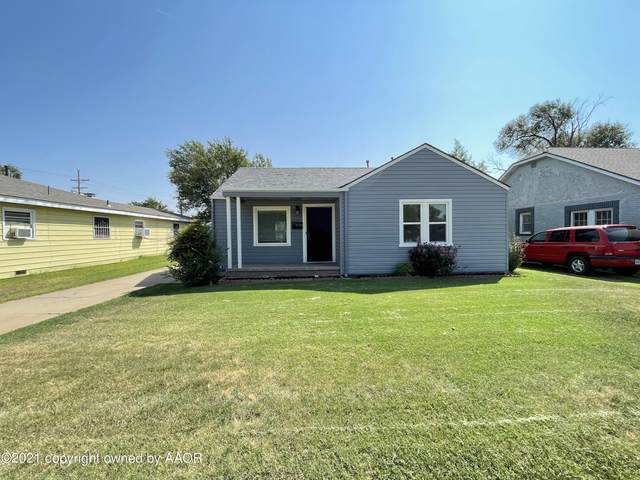 3203 Tyler St, Amarillo, TX 79109 (#21-6183) :: Live Simply Real Estate Group