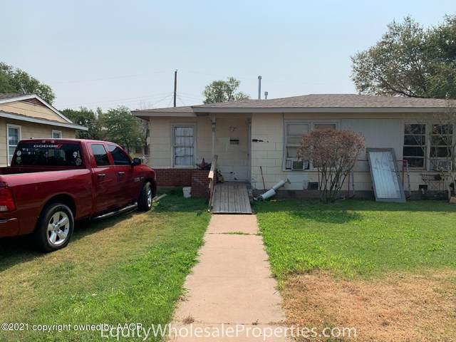 1909 Pecos Street, Amarillo, TX 79102 (#21-6184) :: Meraki Real Estate Group