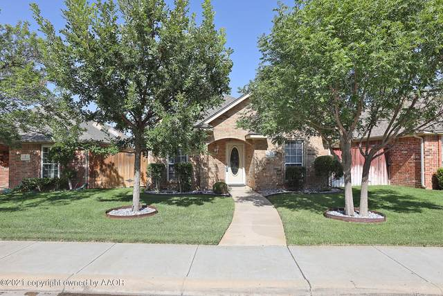 3 Brennan Park, Amarillo, TX 79121 (#21-6190) :: RE/MAX Town and Country