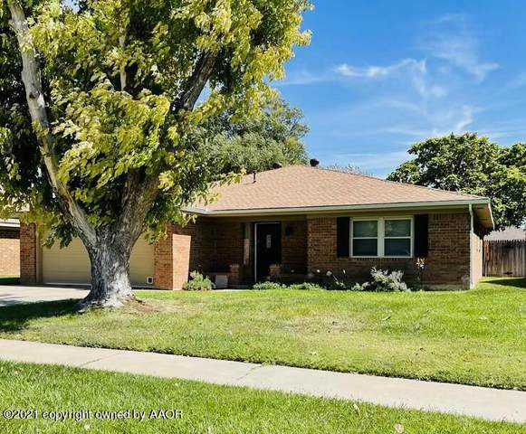 1301 Mills, Dumas, TX 79029 (#21-6192) :: RE/MAX Town and Country