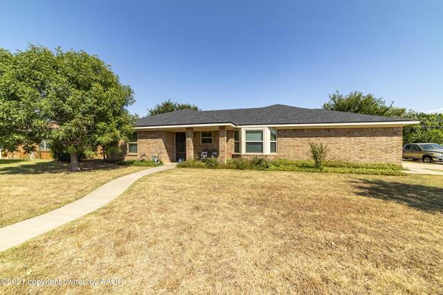 1500 Zimmers, Pampa, TX 79065 (#21-6193) :: RE/MAX Town and Country