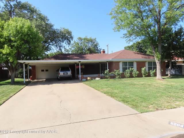 6204 Jameson Rd, Amarillo, TX 79106 (#21-6198) :: Keller Williams Realty