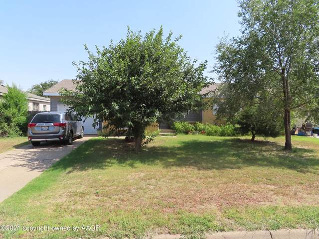2909 Marrs St, Amarillo, TX 79103 (#21-6200) :: Live Simply Real Estate Group
