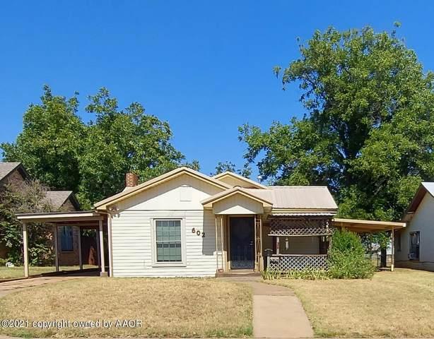 602 H Nw, Childress, TX 79201 (#21-6206) :: Live Simply Real Estate Group
