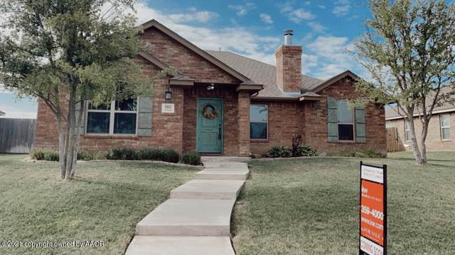 3911 Durham Dr, Amarillo, TX 79118 (#21-6211) :: Live Simply Real Estate Group