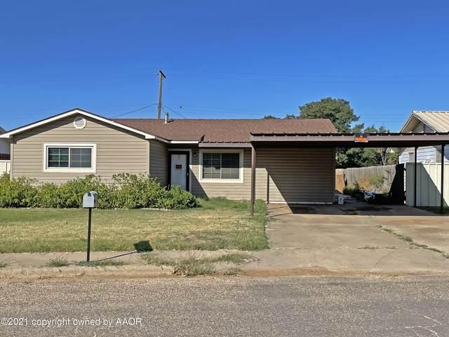 605 6th, Dimmitt, TX 79027 (#21-6216) :: Lyons Realty