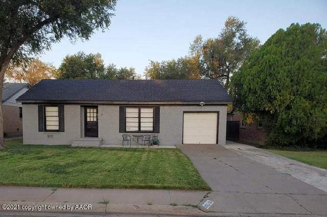 3318 Paramount Blvd., Amarillo, TX 79109 (#21-6230) :: RE/MAX Town and Country