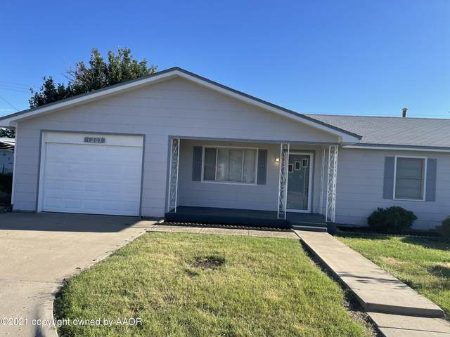 1207 Wisconsin St, Borger, TX 79007 (#21-6232) :: Lyons Realty