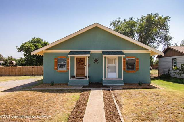 602 8TH Ave, Canyon, TX 79015 (#21-6234) :: Keller Williams Realty